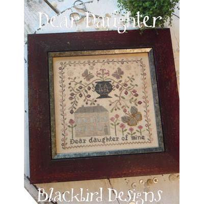Схема Dear Daughter Blackbird Designs