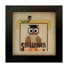 Схема Joyful Journal - September Heart in Hand