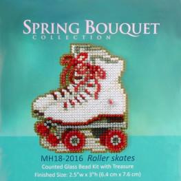 Набір Roller Skates Mill Hill MH182016