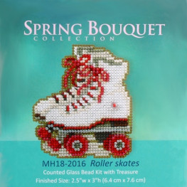Набор Roller Skates Mill Hill MH182016
