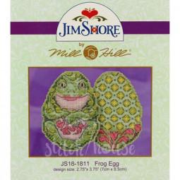 Набор Frog Egg Mill Hill JS181811