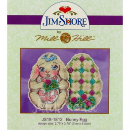 Набір Bunny Egg Mill Hill JS181812