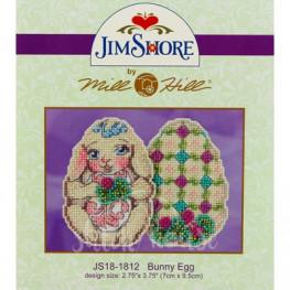 Набор Bunny Egg Mill Hill JS181812