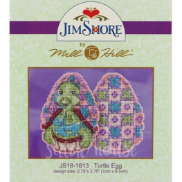 Набір Turtle Egg Mill Hill JS181813