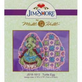 Набор Turtle Egg Mill Hill JS181813
