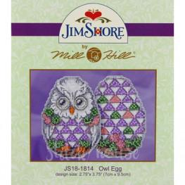 Набір Owl Egg Mill Hill JS181814