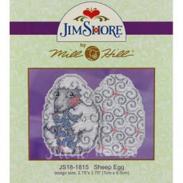 Набор Sheep Egg Mill Hill JS181815