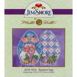 Набір Bluebird Egg Mill Hill JS181816