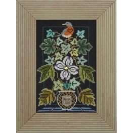 Схема Leaves Of Love - Dogwood Tellin Emblem