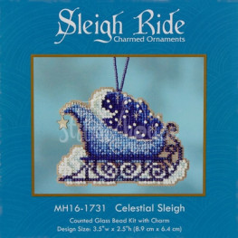 Набір Celestial Sleigh Mill Hill MH161731