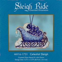 Набор Celestial Sleigh Mill Hill MH161731