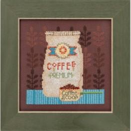 Набор Coffee Grounds Mill Hill DM301614
