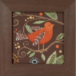 Набор Orange Bird Mill Hill DM301813