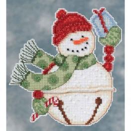 Набор Freezy Snowbell Mill Hill DM204103