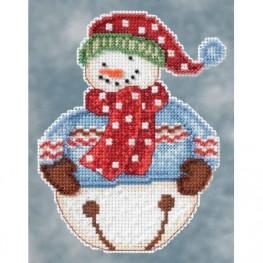 Набор Jingle Snowbell Mill Hill DM204101