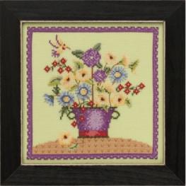 Набор Floral Bouquet Mill Hill DM301914