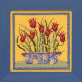 Набор Tulips Mill Hill DM301913