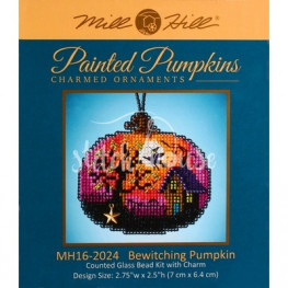 Набор Bewitching Pumpkin Mill Hill MH162024