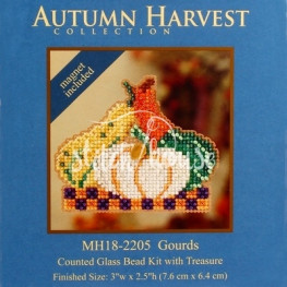 Набір Gourds Mill Hill MH182205