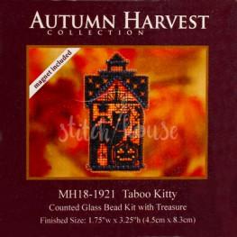 Набір Taboo Kitty Mill Hill MH181921