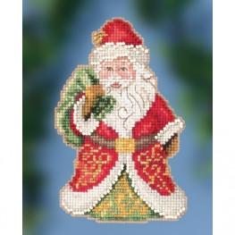 Набор Gift Bearing Santa Mill Hill JS202015