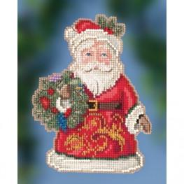 Набір Winter Wishes Santa Mill Hill JS202014