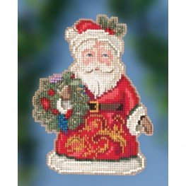 Набор Winter Wishes Santa Mill Hill JS202014