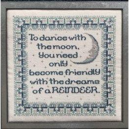 Схема Reindeer Dreams Rosewood Manor X1107