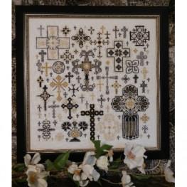 Схема Crosses of the Kingdom Rosewood Manor S1023