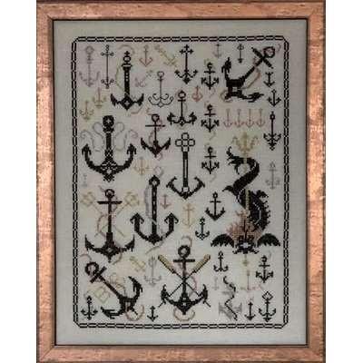 Схема Anchors of the Kingdom Rosewood Manor S1097