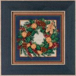 Набор Spiced Wreath Mill Hill MH145304