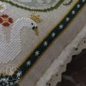 Схема Tudor Swan The Blue Flower