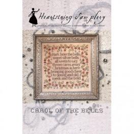 Схема Carol of the Bells Heartstring Samplery