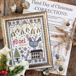 Third Day of Christmas Corrections