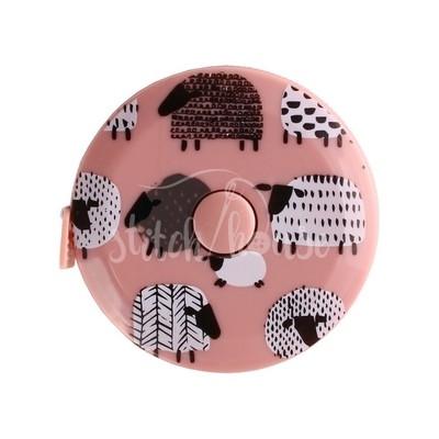Рулетка портновская розовая DMC U1967