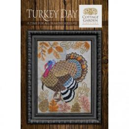 Схема Turkey Day Cottage Garden Samplings