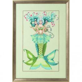 Схема The Three Mermaids Mirabilia MD178