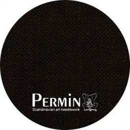 Ткань Permin Dark Chocolate (076-96)