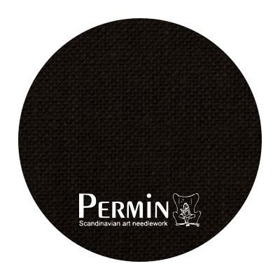Тканина Permin Dark Chocolate (076-96)