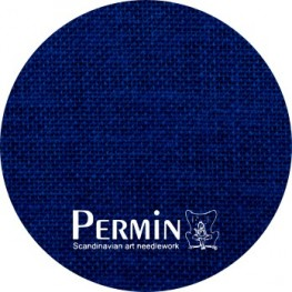 Тканина Permin Nordic Blue (076-41)