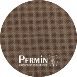 Ткань Permin Milk Chocolate (076-95)