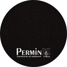 Ткань Permin Dark Chocolate (065-96)