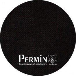 Ткань Permin Dark Chocolate (065-96)