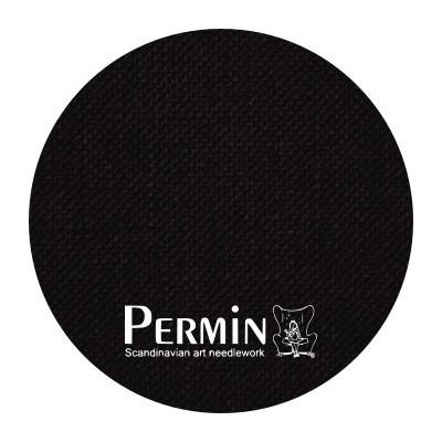 Тканина Permin Dark Chocolate (065-96)