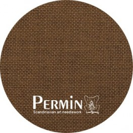 Ткань Permin Milk Chocolate (065-95)