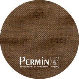 Тканина Permin Milk Chocolate (065-95)