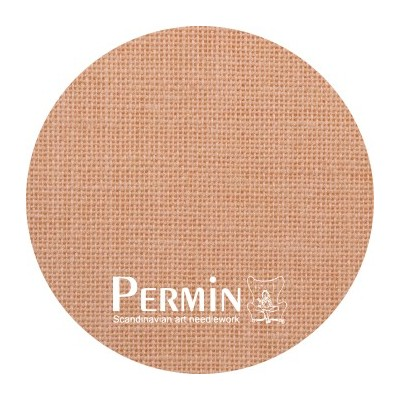 Тканина Permin Touch of Peach (065-304)