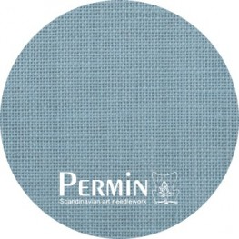 Ткань Permin Touch of Blue (065-303)