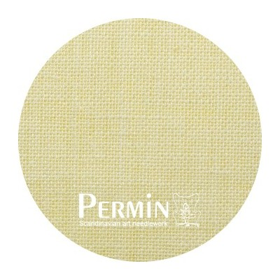 Тканина Permin Touch of Yellow (065-305)