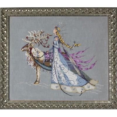 Схема The Snow Queen Mirabilia MD143